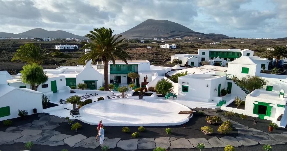 La Casa Museo del Campesino respeta la arquitectura local