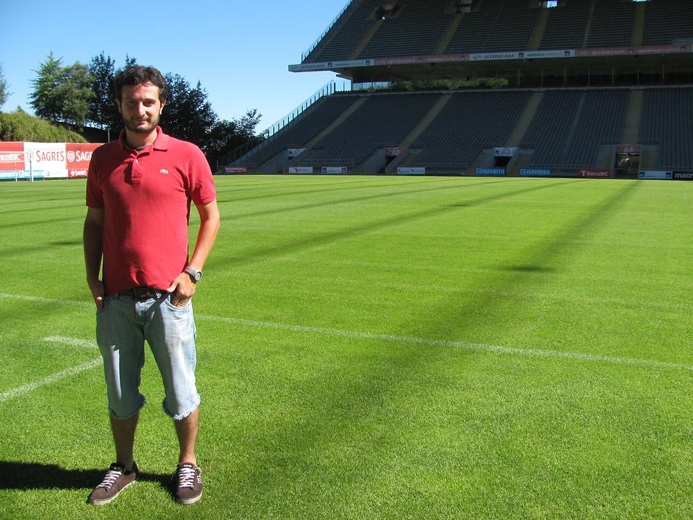 Estadio de fútbol de Braga