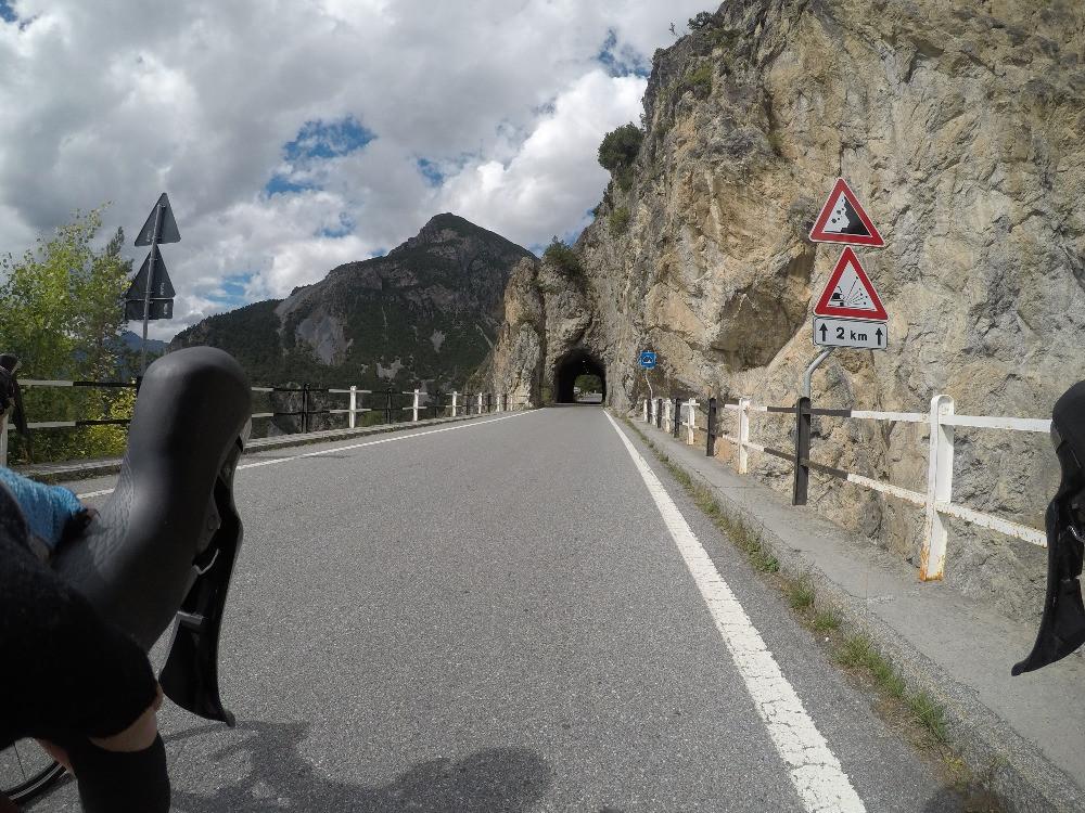 Túnel Stelvio