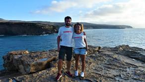 Fuerteventura, naturaleza virgen en la isla del viento