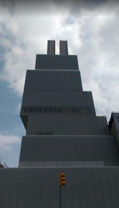 El New Museum, de SANAA