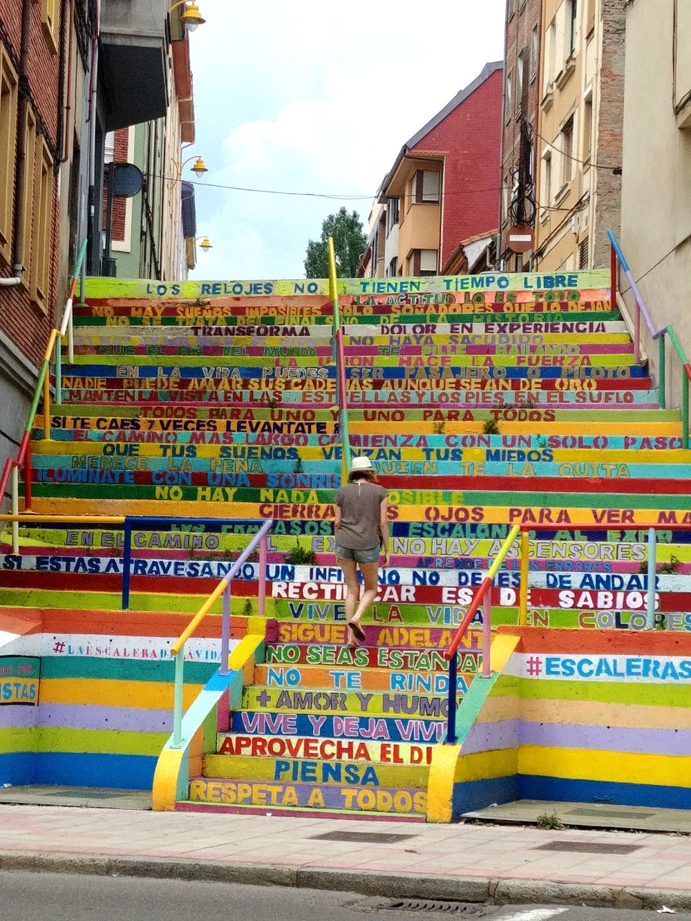 La Escalera de la Vida, León