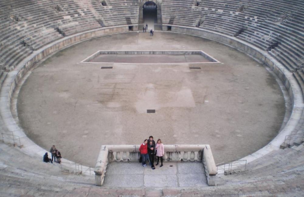 La Arena de Verona es una verdadera joya