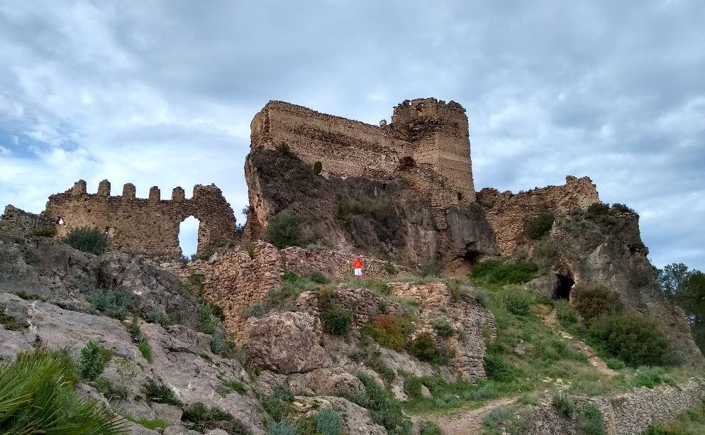El Castillo de Mauz es el punto más elevado de la ruta