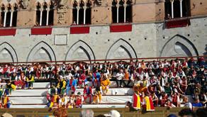 El Palio de Siena nos descubre una del ciudades más bellas de la Toscana
