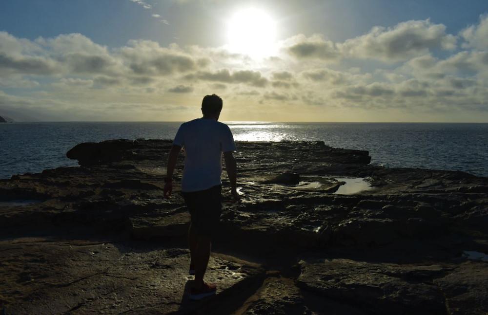 La Punta de Guadalupe fue un gran final para un día de visita a la Península de Jandía