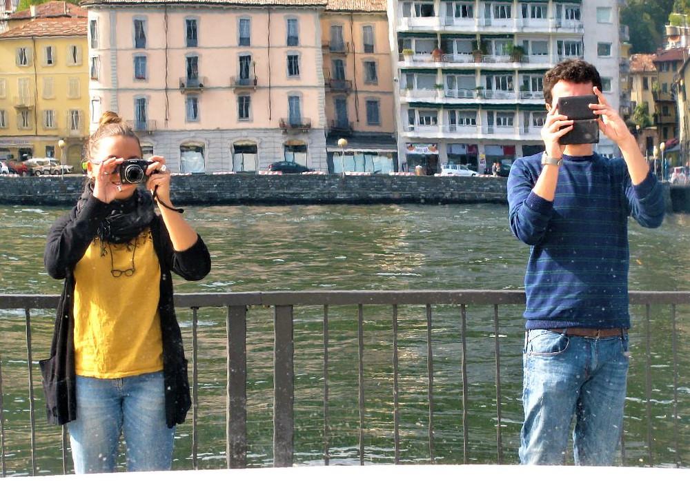 Las expectativas no eran tan altas, pero el viaje a Milán y el Lago de Como fue genial
