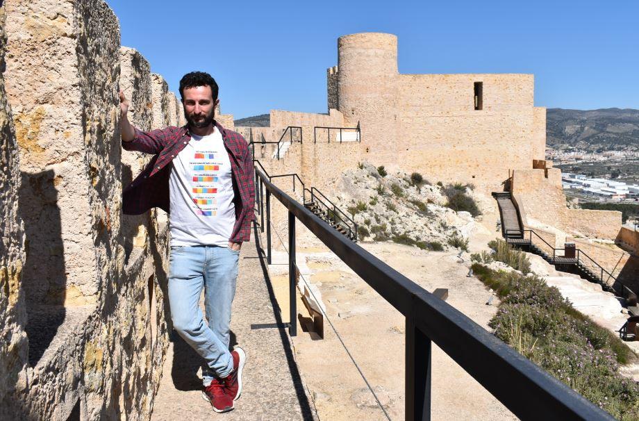 La visita al Castillo de Castalla fue una de las actividades más interesantes