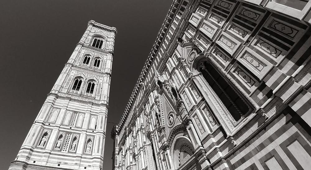El Campanile de Giotto