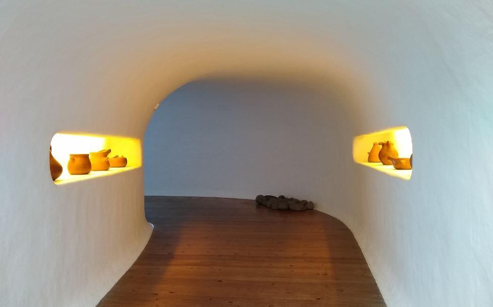 La arquitectura de César Manrique es uno de los puntos fuertes de Lanzarote