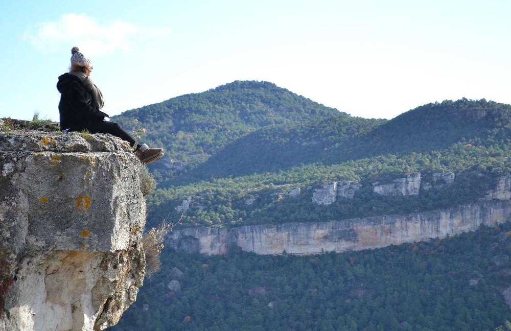 Las Montañas de Prades nos sorprendieron con una naturaleza exuberante