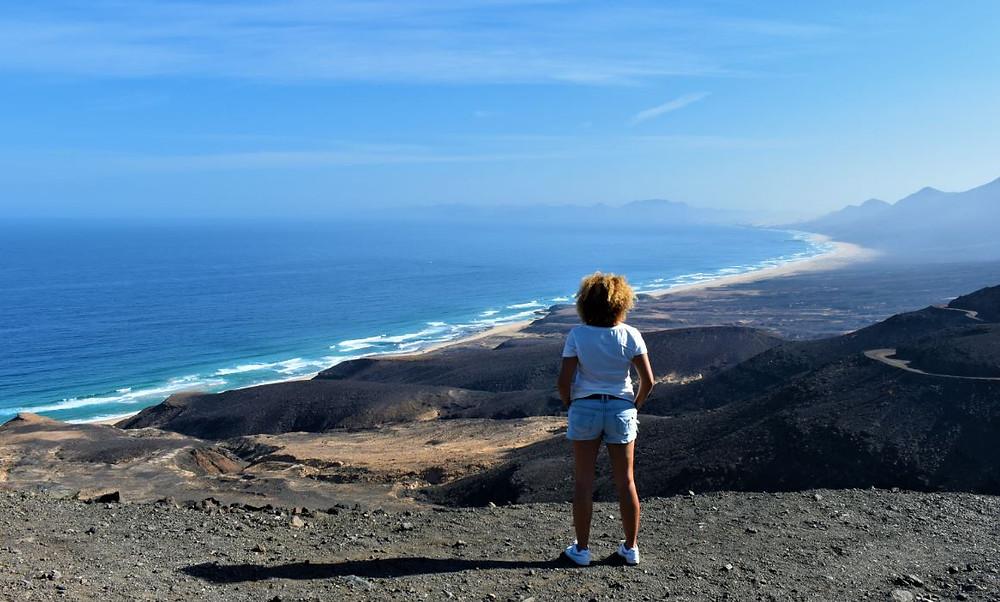 El Mirador de Cofete es uno de los lugares más bellos de Fuerteventura