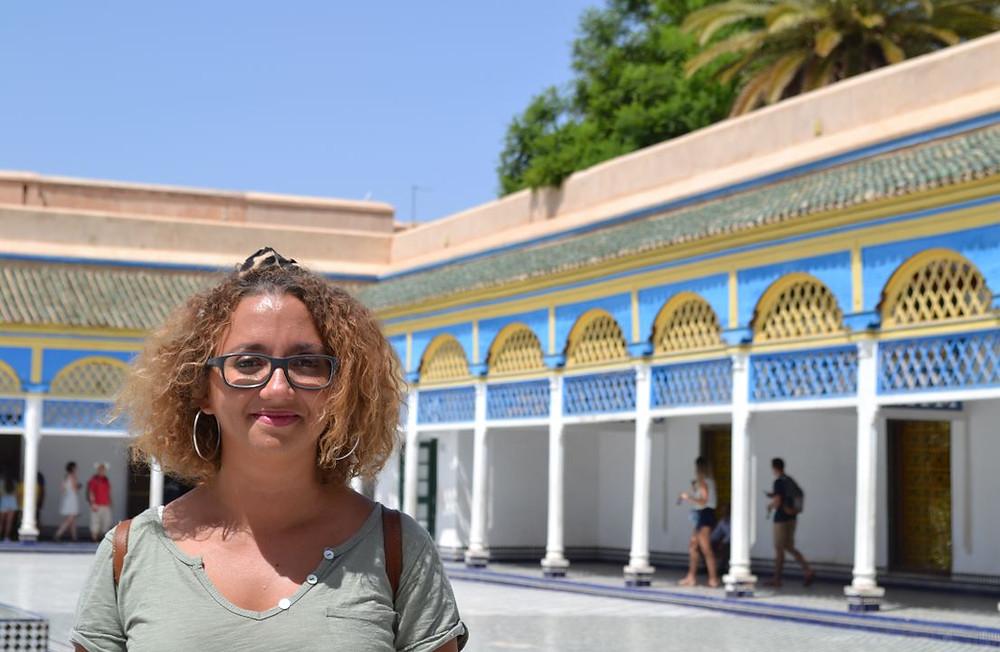 El Palacio de la Bahía es uno de los lugares más bonitos de Marrakech
