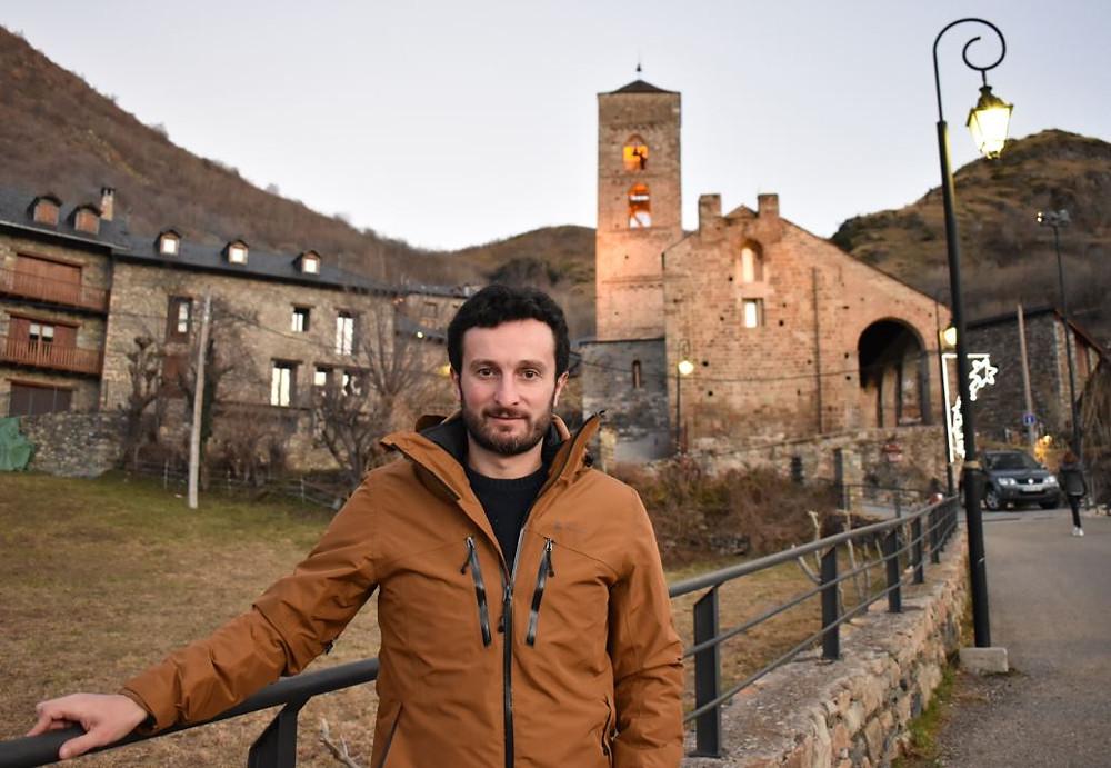 Descubrir el románico es otra de las actividades que se puede hacer en el Vall de Boí