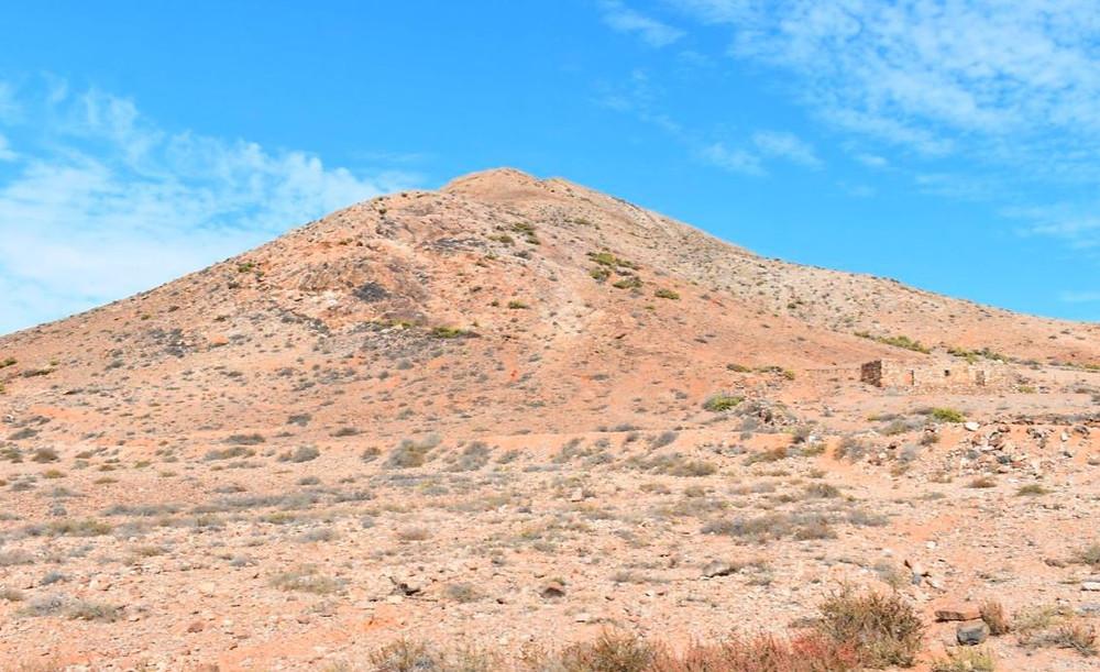 La montaña sagrada de Tindaya