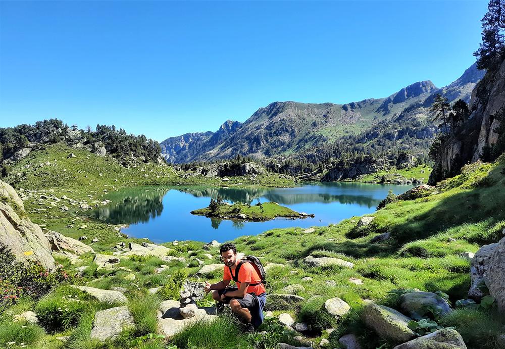 A poca distancia de Vielha hay rutas de senderismo preciosas