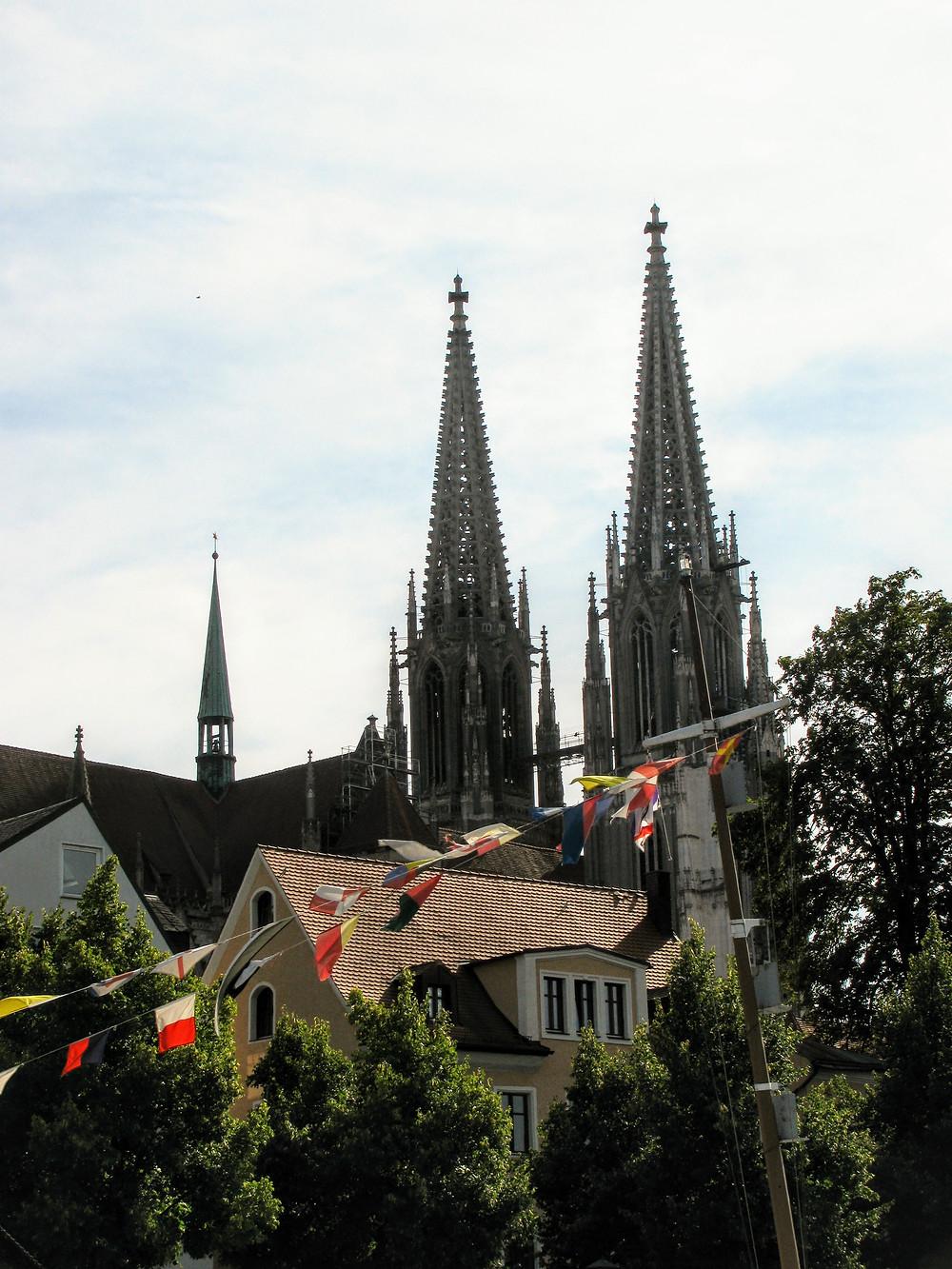 La Catedral gótica de Regensburg