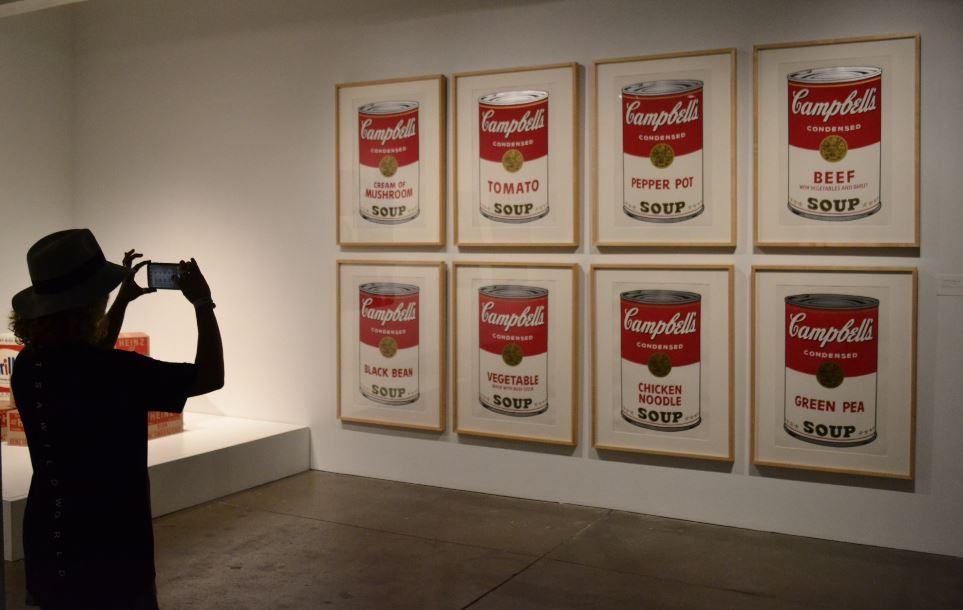 El Museo del Andy Warhol es de lo mejor que vimos en Pittsburgh