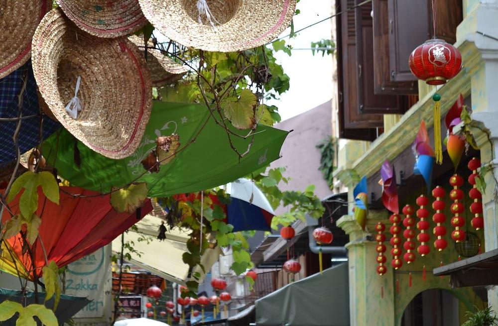 Concubine Lane es la calle más famosa de Ipoh