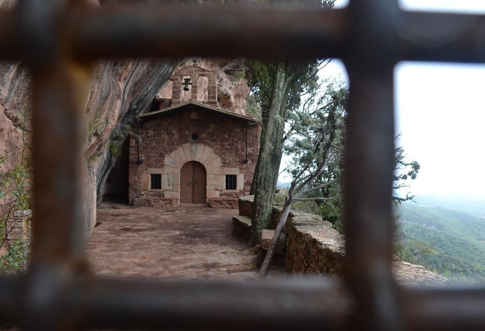 La Ermita de l'Abellera es un lugar mágico