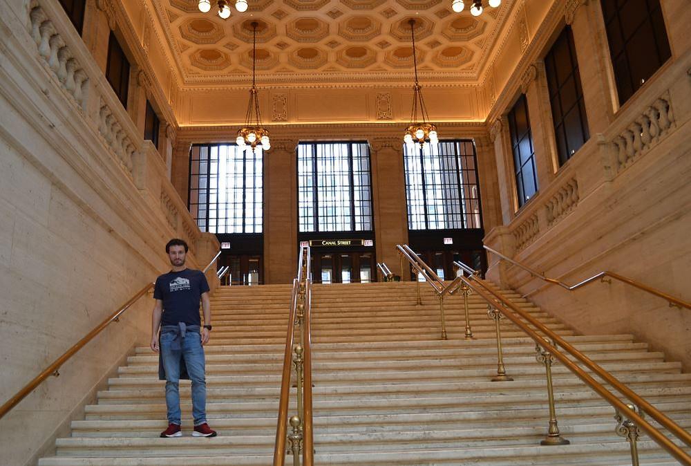Union Station fue testigo de una de las más famosas escenas de la historia del cine