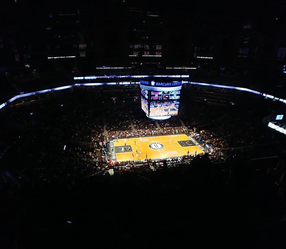 Ver la NBA en el Barclays Center