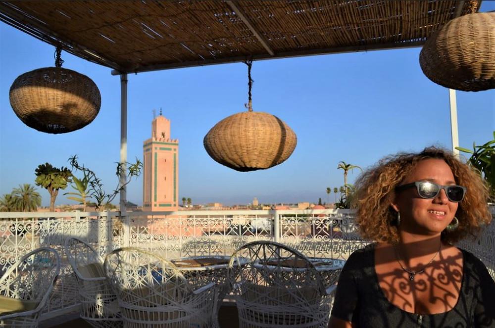 Marrakech es una ciudad que atrapa