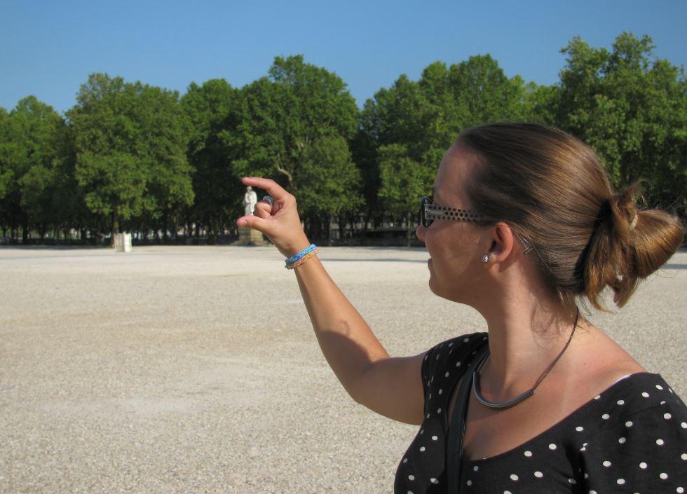 La Place des Quinconces de Burdeos es una de las plazas más grandes del mundo