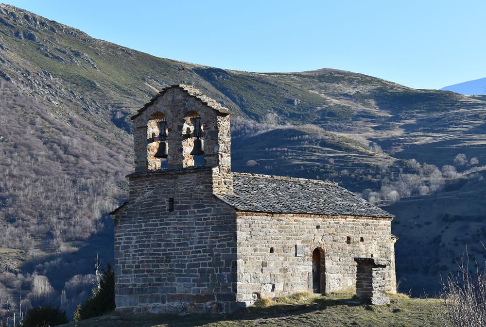 Las iglesias románicas son un atractivo del Vall de Boí que nadie debería perderse