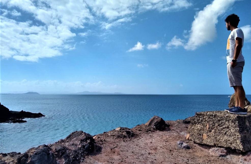 Lanzarote es una isla que enamora desde el primer minuto