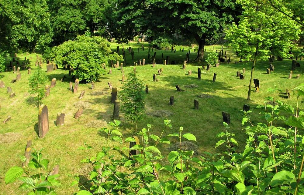 El Cementerio Judío de Worms es el más antiguo de Europa