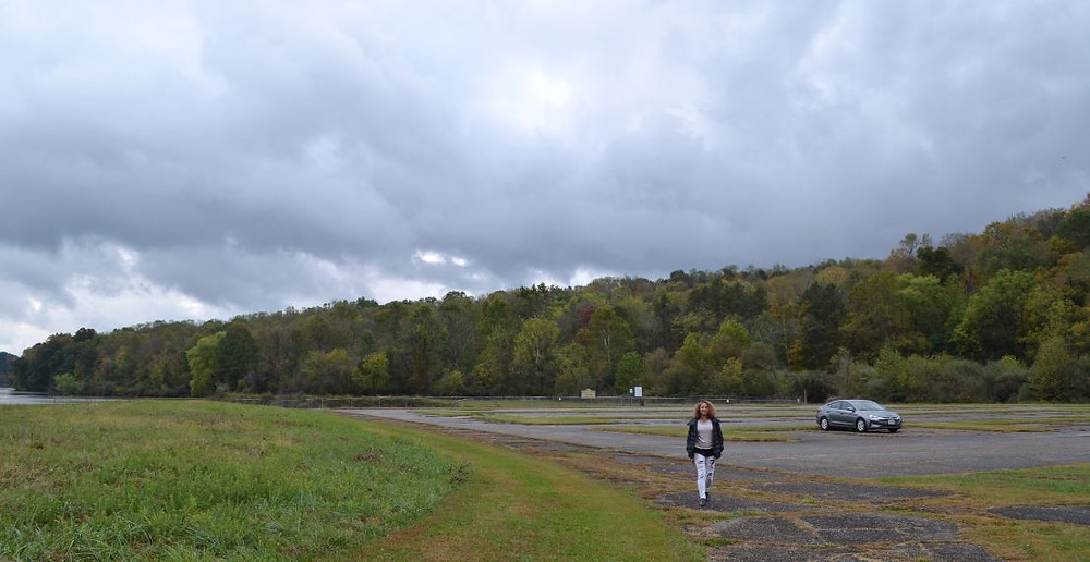 El Salt Fork State Park parecía un parque natural fantasma