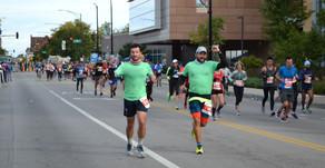 Correr el Maratón de Chicago, una experiencia inolvidable