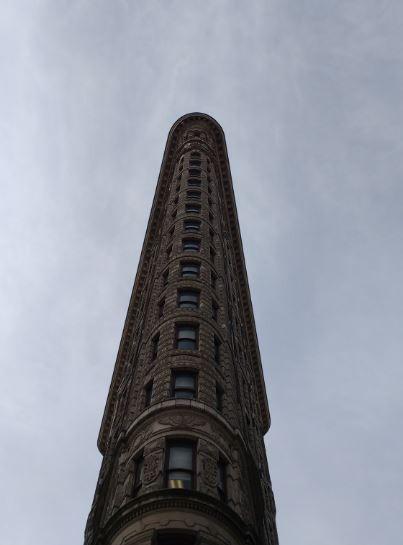 El Flatiron se convirtió rápido en uno de nuestros rascacielos favoritos