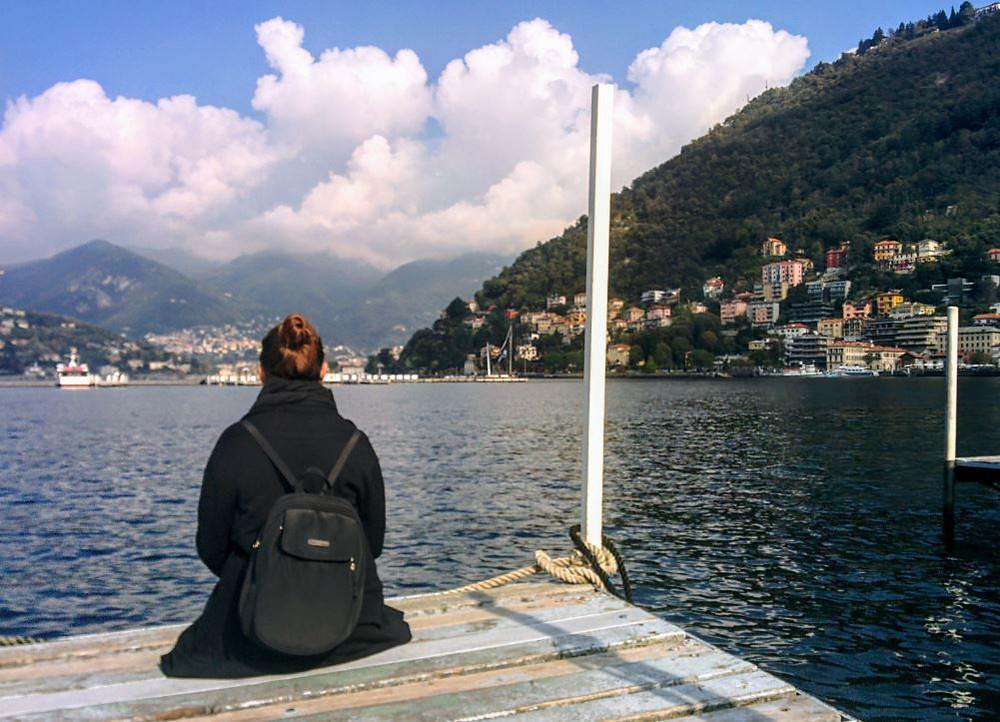 El Lago de Como es un lugar perfecto para desconectar