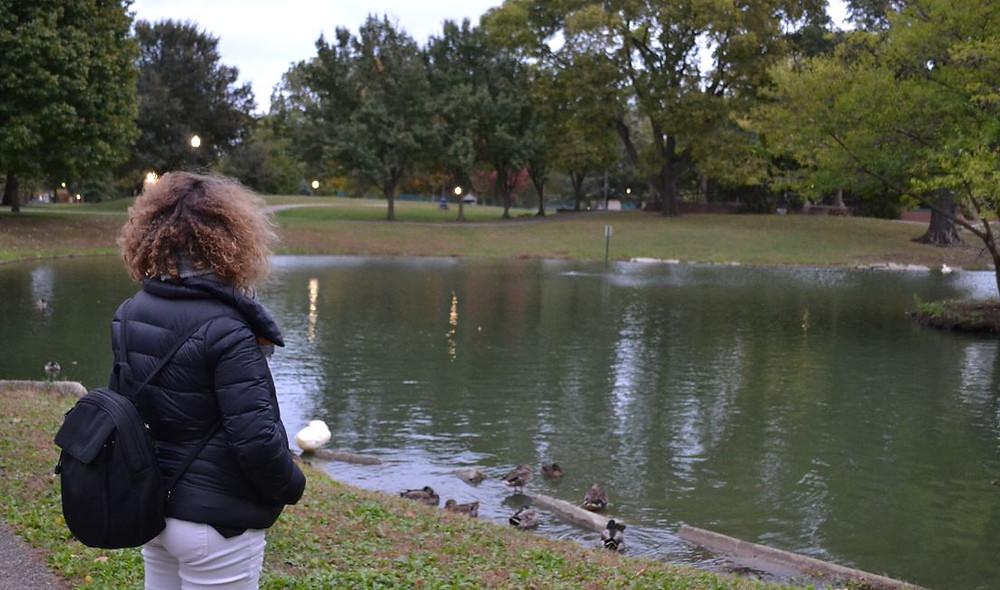 El Schiller Park es un lugar perfecto para relajarse