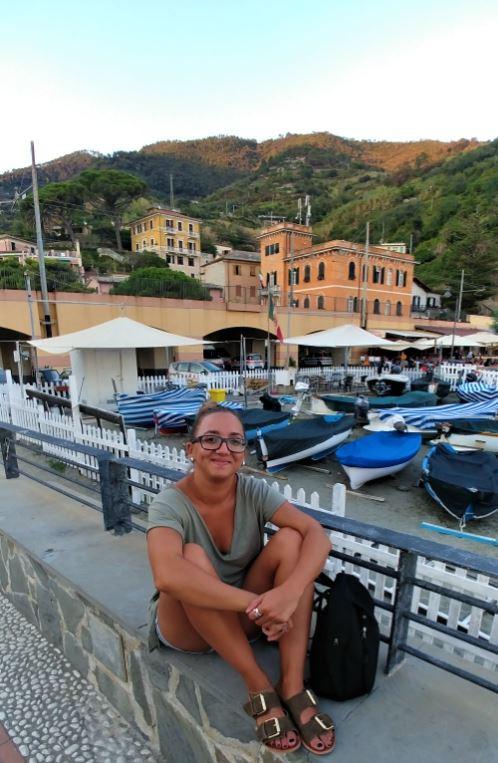 Monterosso al Mare, en las Cinque Terre