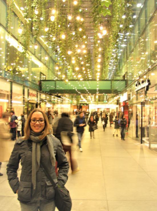 Cualquier visita a München merece una parada en el Fünf Höfe
