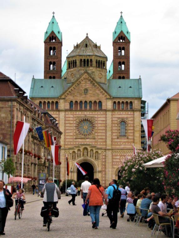 La Catedral de Speyer es Patrimonio de la Humanidad