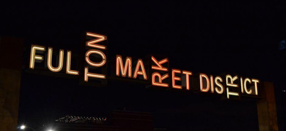 Si buscas restaurantes por Chicago, acércate a Fulton Market