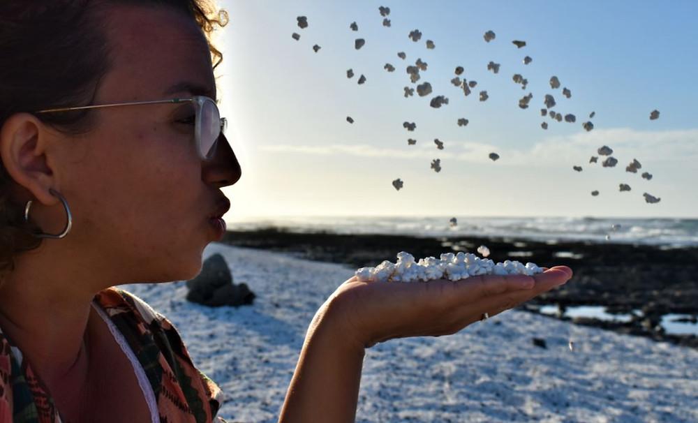 Popcorn Beach, el paraíso de los istagramers