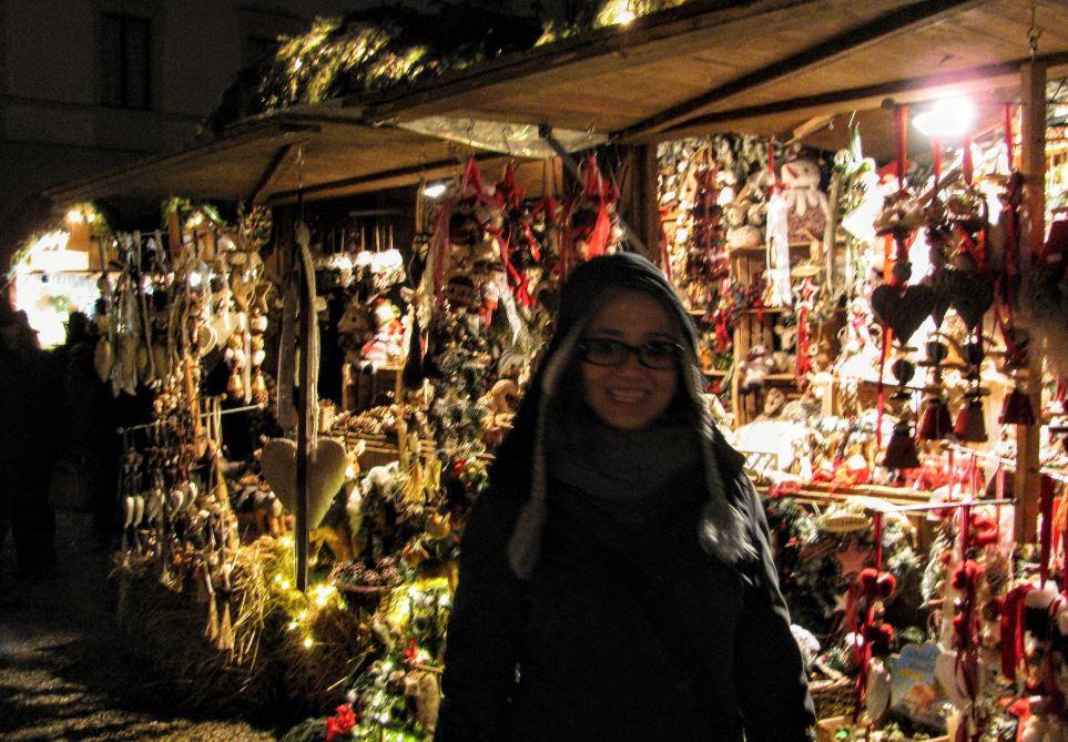 El Romantischer Weihnachtsmarkt es el más bonito mercado navideño de Regensburg