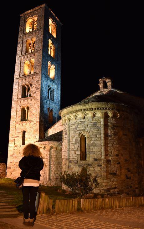 Las iglesias son preciosas de día y de noche