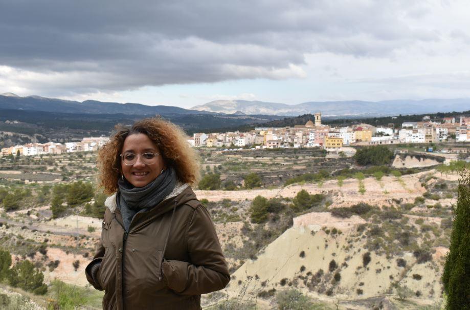 Nada mejor que subir al Castillo de Tibi par contemplar todo el pueblo