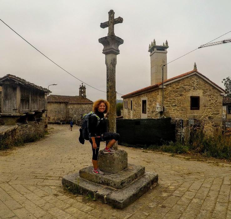 A lo largo de todo el Camino cruzamos decenas de pequeñas aldeas con mucho encanto
