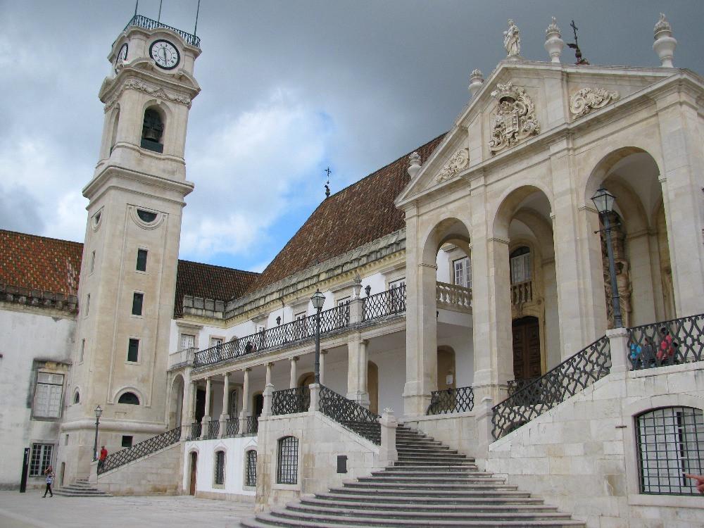 Universidad de Coimbra, Patrimonio de la Humanidad