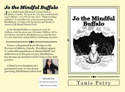 Jo the Mindful Buffalo