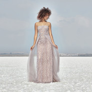 The Sarelle De Luna Dress - Saro Jacques