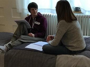 The Work™ Seminar Freiburg www.zhou-schneider.de
