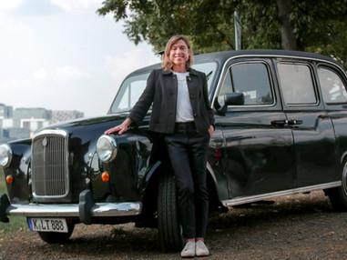 Das London Coaching Taxi